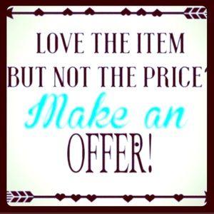 Other - Make An Offer - 😀💜💕👍